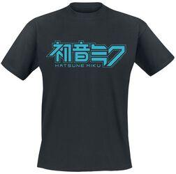 Hatsune Miku Logo Bleu