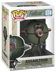 Figurine En Vinyle Assaultron  374