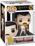 Freddie Mercury (Wembley 1986) Rocks Vinyl Figure 96