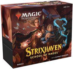 Strixhaven: School Of Magses - Bundle