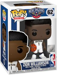 New Orleans Pelicans - Zion Williamson - Funko Pop! n°62