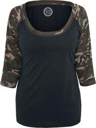T-Shirt 3/4 RaglanFemme