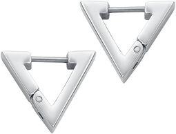 Boucles D'Oreille Triangular Dangling