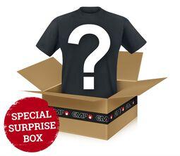 Un T-shirt Metal/Rock Surprise Un T-shirt Metal/Rock Choisi Par Nous