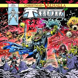 Christmas in Valhalla