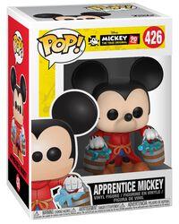 Mickey's 90th Anniversary - Apprentice Mickey Vinylfiguur 426