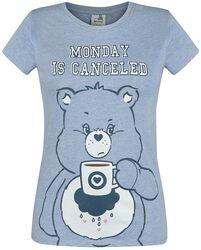 Grumpy Bear - Monday Is Cancelled