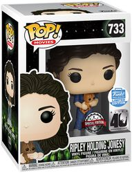 40th - Ripley Holding Jonesy (Funko Shop Europe) Vinylfiguur 733