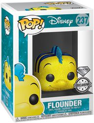 Flounder (Diamond Collection) Vinylfiguur 237