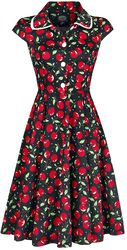 Robe Vintage Cherry Red