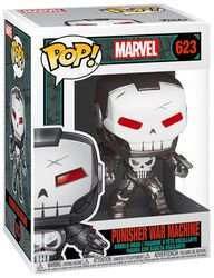 Punisher War Machine Funko Pop! nº623