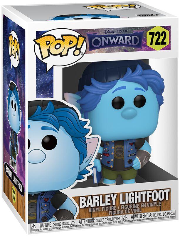 Barley Lightfoot - Funko Pop! n°722
