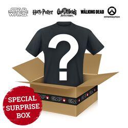 A Surprise FAN/Entertainment |  Un T-shirt De Notre Choix
