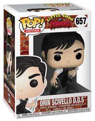 Little Shop of Horrors Figurine En Vinyle Orin Scivello D.D.S  657