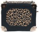 Leo handbag in suitcase look