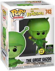 The Flintstones ECCC 2020 - Le Grand Gazou (Funko Shop Europe) - Funko Pop! n°743