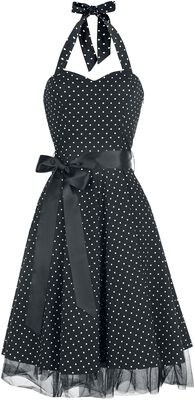 Small Dot Dress