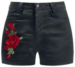 Short Rose & Orchidée