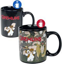 Gremlins - Mug Thermo-Réactif