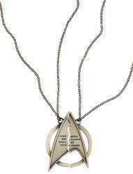 Delta Friendship Necklace