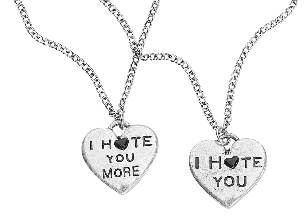 I Hate You More