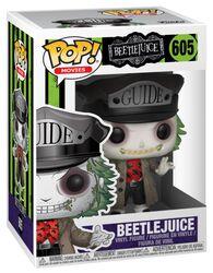Beetlejuice Guide Hat Vinylfiguur 605