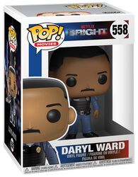 Figurine En Vinyle Daryl Ward 558 (Chase Possible)