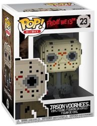 Figurine En Vinyle Jason Voorhees 23