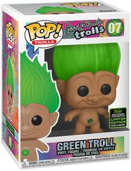 ECCC 2020 - Troll Vert - Funko Pop! n°07