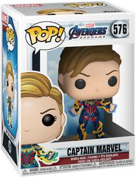 Endgame - Captain marvel - Funko Pop! n°576