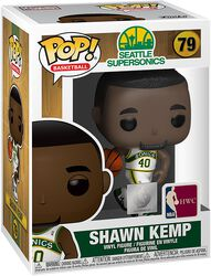 Seattle SuperSonics - Shawn Kemp Vinylfiguur 79
