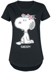 Snoopy Floral