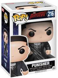 Punisher (kans op Chase) Vinyl Bobble-Head 216