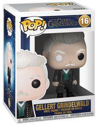 Les Crimes De Grindelwald - Figurine En Vinyle Gellert Grindelwald 16
