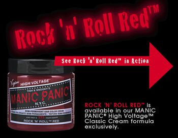 Rock n´Roll Red - Classic