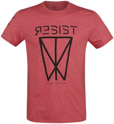 Resist Linear Logo