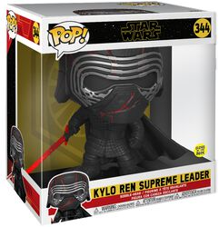 Épisode 9 - L'Ascension De Skywalker - Kylo Ren (GITD - Life Size) - Funko Pop! n°344
