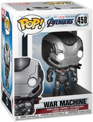 Endgame - War Machine Vinylfiguur 458