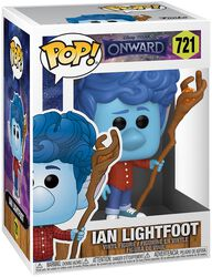 Ian Lightfoot Vinylfiguur 721