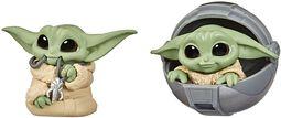 The Mandalorian - L'Enfant (Baby Yoda) - Lot de 2
