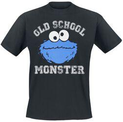 Cookie Monster - Old School Monster