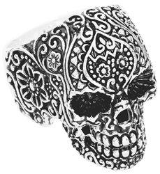 Crâne Tatoué