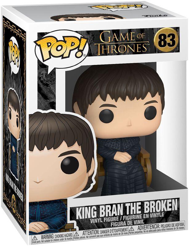 King Bran The Broken Vinylfiguur 83