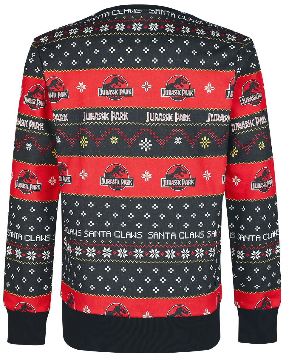 Christmas Sweater | Jurassic Park kersttrui | Large