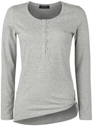 Ladies HiLo Longsleeve