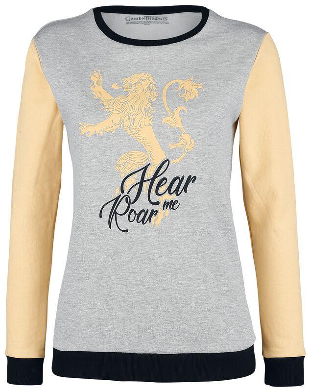 Maison Lannister - Hear Me Roar