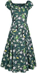 Robe Poupée Dolores Tropical Bird