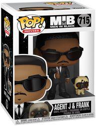 Agent J et Frank - Funko Pop! n°715