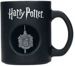 Slytherin - Mug With Spinner
