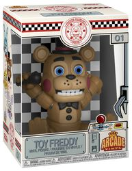 Figurine En Vinyle Toy Freddy
